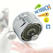 HiHippo HP2065 1-Touch On 1-Touch Off Aerator tap