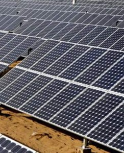 China fights over solar subsidies