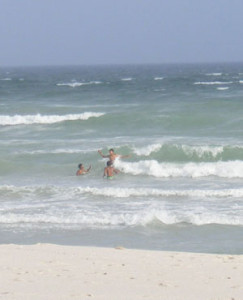 Durban beaches toxic - report