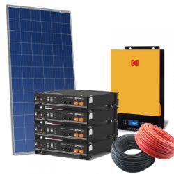 Solar Kit - Bi Directional - Off Grid Image