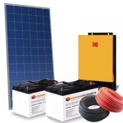 Solar Kit - Bi Directional - Off Grid Image - AGM