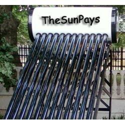 100L Low Pressure Solar Geyser Image