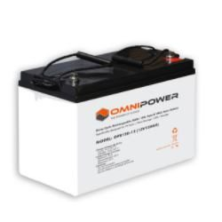 Omnipower Gel Hybrid Solar Battery Range Image