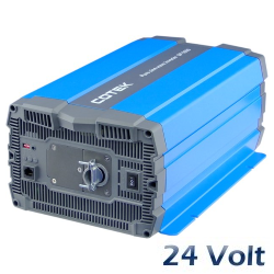 24Volt - Pure Sinewave Inverters