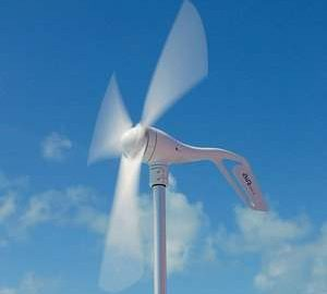 Horizontal Axis Wind Turbine