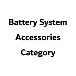 Battery System Accessories
