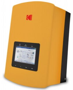 Kodak Solis 4.6kW Hybrid Inverter