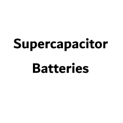 Supercapacitor Batteries