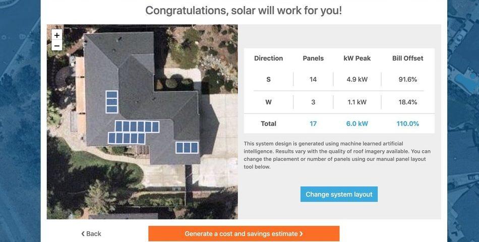 Solar Calculator Image